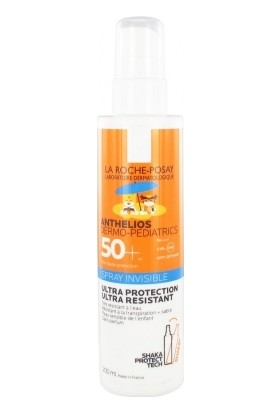 La Roche Posay Anthelios Spf 50+ Dermo Pediatrics Spray 200ML