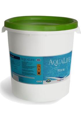 Aqualife %90 Tablet Klor 25 kg Havuz Kimyasalları