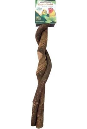 Eurobird Doğal Sarmaşık Tünek Papağan 30 cm.