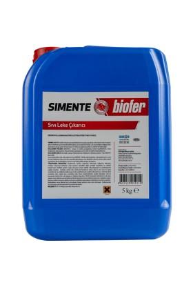 Biofer Biofer Sımente Sıvı Leke Çıkartıcı 5 kg