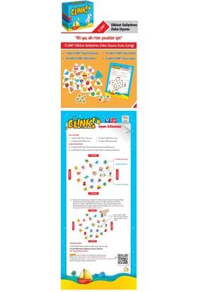Yükselen Zeka Yayınları Clink Dikkat Geliştiren Zeka Oyunu