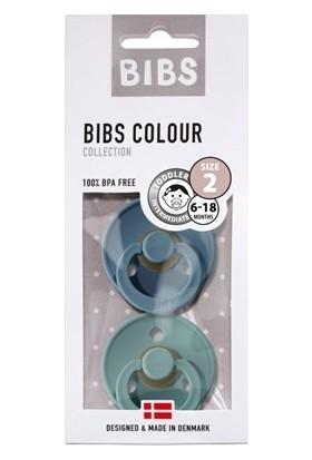 Bibs Colour İkili Emzik - Petrol Island Sea