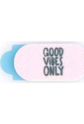 Funsylab Webcam Cover | Good Vibes Only Mini