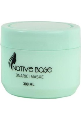 Native Base Onarıcı Maske 300 ml
