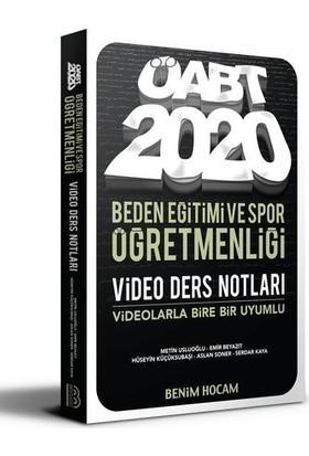 Benim Hocam Yayınları2020 Öabt Beden Eğitimi Ve Spor Öğretmenliği Video Ders Notları