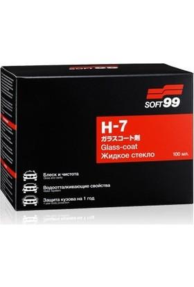 Soft99 H7 Seramik Kaplama 100 ml