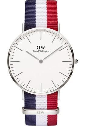 Daniel Wellington Classic 40 Cambridge S White Erkek Kol Saati DW00600017