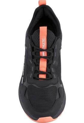 Roy Jones Jump 24699 Siyah - Turuncu Erkek Spor Ayakkabı