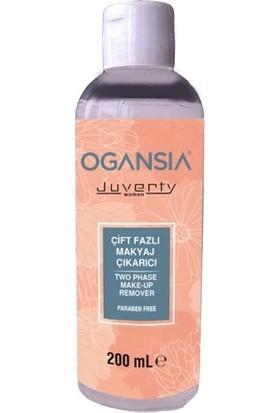 Ogansia Çift Fazlı Makyaj Temizleme Çıkarıcı 200 ml