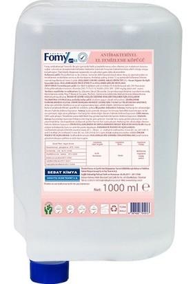 Fomy Antibakteriyel El Köpüğü Kartuş 1000 ml