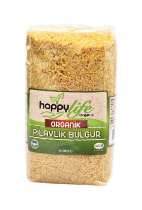 Happy Life Organik Pilavlık Bulgur 1 kg
