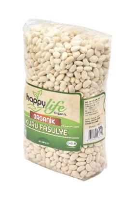 Happy Life Organik Kuru Fasulye 1 kg