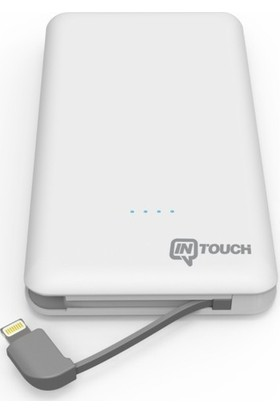 Intouch 10000 Mah MFI Lightning Powerbank