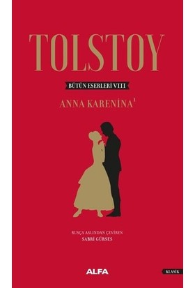 Anna Karenina1 (Ciltli) - Lev Nikolayeviç Tolstoy