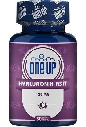 One Up Hyaluronik Asit 120 Mg 30 Kapsül