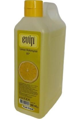 Evin 80 Derece 900 ml - Limon Kolonyası