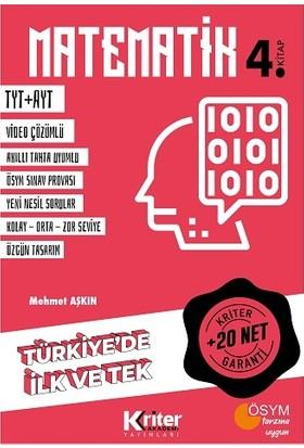 Kriter Akademi Yayınları 15 Net Garantili Matematik 3