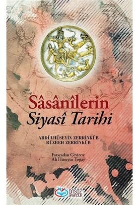 Sasanilerin Siyasi Tarihi - Rüzbeh Zerrinkub