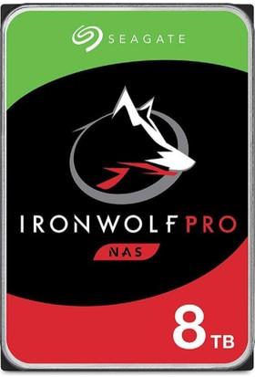 "Seagate Ironwolf Pro 3.5"" 8TB Sata 3.0 NAS Harddisk"