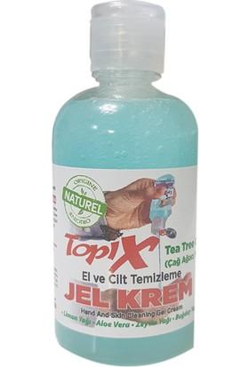 Topix El ve Cilt Temizleme Jeli Alkolsüz 100 ml