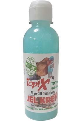 Topix El ve Cilt Temizleme Jeli Alkolsüz 250 ml
