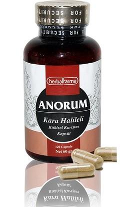 Herbal Farma Anorum Kara Halile Li Bitkisel Karışım