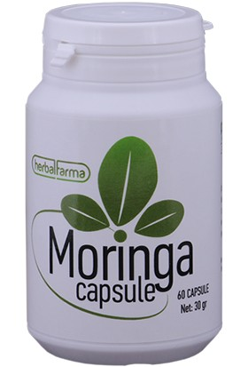 Herbal Farma Moringa Kapsülü