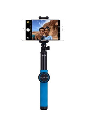Momax Selfie Çubuğu Hero Model L Joy Bluetooth Smart Selfie Çubuğu (Yurt Dışından)