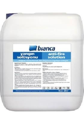 Bianca Yangın Solüsyonu 20 kg Şeffaf
