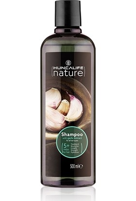Huncalife Sarımsak Şampuanı 500 ml