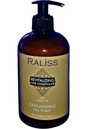 Raliss Revıtalızıng Hair Condıtıoner / Canlandırıcı Saç Kremi 500 ml