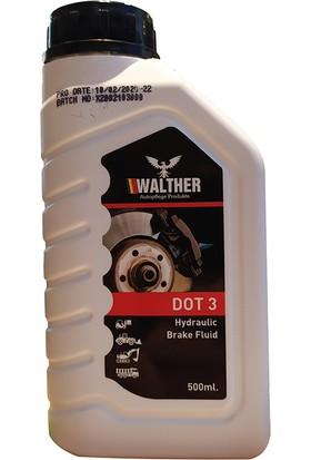 Walther Dot 3 Fren Balata Hidrolik Yağı