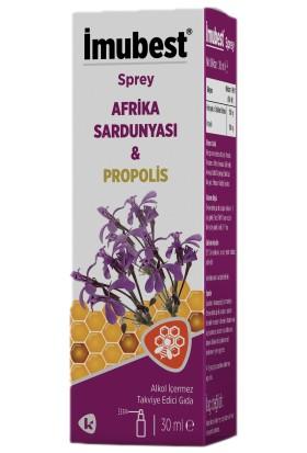 Imubest Afrika Sardunyası & Propolis 30 ml Sprey