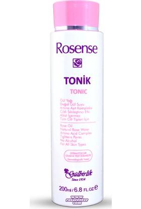 Rosense Sıkılaştırıcı Tonik + Nemlendirici Yüz Bakım Kremi 2 'li Set