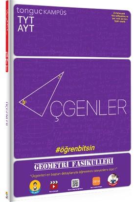 Tonguç Kampüs TYT-AYT Geometri Fasikülleri - Üçgenler