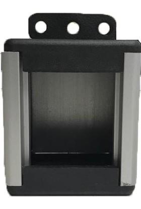 SCS Alüminyum Bürotik 1 x 45 Priz Kasası