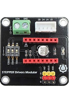 Motorobit 3D Yazıcı A4988 Step Motor Sürücü Genişletme Kartı
