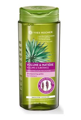 Yves Rocher İnce Telli Saçlar İçin Hacim Veren Şampuan 300 ml