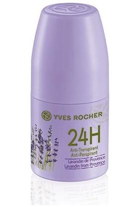 Yves Rocher RollOn Deodorant Fransa Provence Lavantası 50 ml