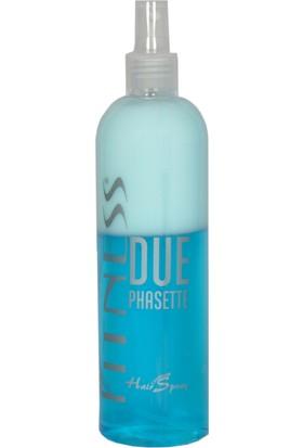 Fitness Çift Fazli Mavi Pembe Fön Suyu 400 ml - 2 Adet