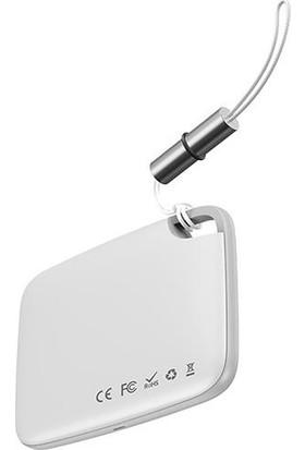 Baseus Intelligent T2 Ropetype Gps Akıllı Takip Cihaz Bulucu Zlfdqt2-02