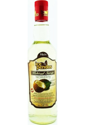 Ice Pendos Hindistan Cevizi Coco Kokteyl Şurubu 700 ml