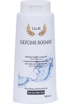 Glycine Rosnay Keratin Şampuanı 650 ml