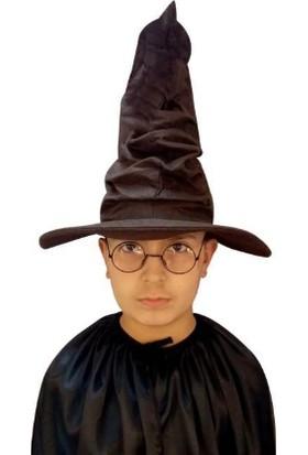Kostümce Harry Potter Şapka Çocuk