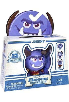 Disney Pixar Monster University Yuvarlanan Figürler Johnny
