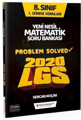 Matematus Yayınları 8.sınıf Yeni Nesil 1.dönem Matematik Soru Bankası