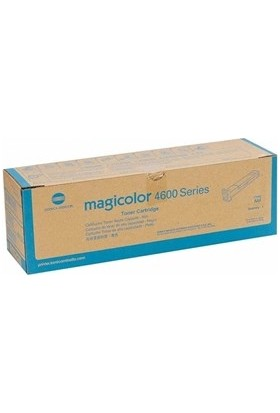 Konica Minolta Magicolor 4695MF Mavi Toner