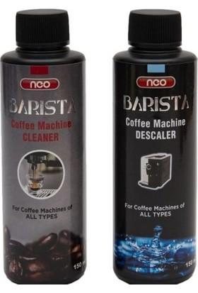 Neo Barista Kahve Makinesi Temizleyici ve Kireç Çözücü 2x 150ml