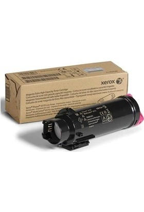 Xerox Phaser 6510N Kırmızı Toner Extra