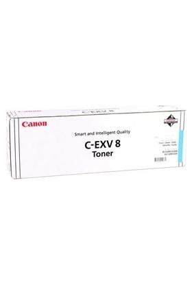 Canon C-Exv-8 Mavi Toner